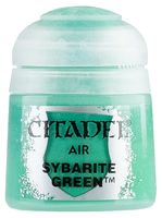 "Краска для аэрографа ""Citadel Air"" (sybarite green; 12 мл)"