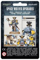 Warhammer 40.000. Space Wolves. Upgrades Pack (53-80)