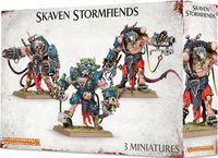 Warhammer Age of Sigmar. Skaven Pestilens. Skaven Stormfiends (90-17)