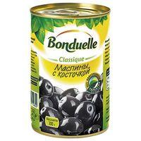 """Маслины """"Bonduelle. С косточкой"""" (314 мл)"""