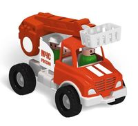 Пожарная автовышка (арт. 01462)