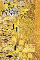 Блокнот для записей. Густав Климт (золотой)