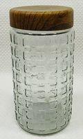 Банка для сыпучих продуктов стеклянная (2 л; арт. 10146)