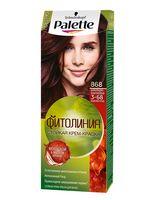 """Крем-краска для волос """"Фитолиния"""" тон: 868, шоколадно-каштановый"""