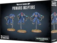 Warhammer 40.000. Space Marines. Primaris Inceptors (48-79)