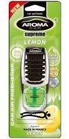 """Ароматизатор для автомобиля """"Supreme Slim"""" (lemon)"""