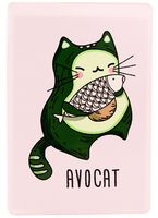 "Чехол для проездного билета ""Avocat"""