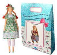 """Подарочный набор для шитья из ткани """"Кукла. Анастасия"""""""