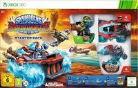 Skylanders SuperChargers Стартовый набор Spitfire, Stealth Elf, Hot Streak (Xbox 360)