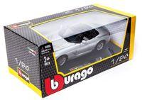 "Модель машины ""Bburago. Dodge Viper SRT-10"" (масштаб: 1/24)"