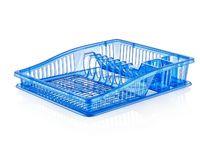 Сушилка для посуды пластмассовая (380х305х80 мм; арт. 07108)
