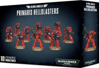 Warhammer 40.000. Blood Angels. Primaris Hellblasters (41-28)