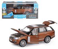 "Модель машины ""Range Rover"" (масштаб: 1/26)"