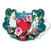 """Набор для изготовления открытки """"Стрела любви"""""""