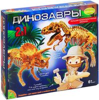"""Набор палеонтолога """"Науки с Буки. Динозавры"""""""