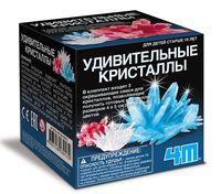 """Набор для выращивания кристаллов """"Удивительные кристаллы. Мультицвет"""""""