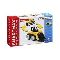 """Конструктор магнитный """"SmartMax. Бульдозер"""" (7 деталей)"""