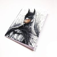 """Блокнот белый """"Бэтмен"""" А5 (арт. 446)"""