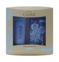 """Подарочный набор """"Modum Crystal"""" (гель для душа, гель-мусс)"""