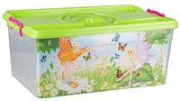 """Ящик для хранения игрушек """"Сказка"""" (арт. М6812)"""
