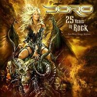 Doro. 25 Years In Rock... And Still Going Strong (Blu-Ray)