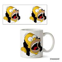 """Кружка """"Симпсоны"""" (арт. 497)"""