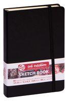 """Скетчбук """"ArtCreation"""" (130х210 мм; черный)"""
