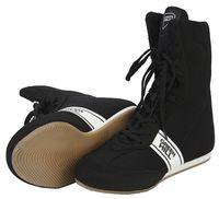 """Обувь для бокса """"Special"""" (р. 40; черная)"""