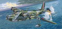"Самолет-амфибия ""Sunderland Mk.I"" (масштаб: 1/72)"