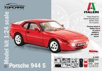 """Автомобиль """"Porsche 944 S"""" (масштаб: 1/24)"""