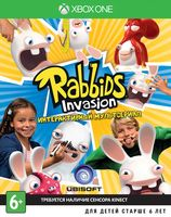 Rabbids Invasion (только для MS Kinect) (Xbox One)