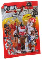 """Робот-трансформер """"Авиабот. 5 в 1"""" (арт. Л22515)"""