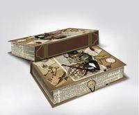 "Подарочная коробка ""Гэтсби"" S (18х12х5 см; арт. 39470)"