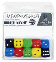 """Набор кубиков """"Эко-стиль"""" (10 шт.; в ассортименте)"""