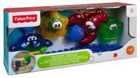 Набор игрушек для купания на присоске (5 шт; арт. B0662)