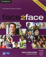 Face2Face. Upper Intermediate. Student`s Book (+ DVD)