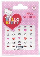 "Наклейки на ногти ""Hello Kitty"" (№ 02)"