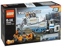 """LEGO Technic """"Контейнерный терминал"""""""