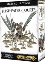 Warhammer Age of Sigmar. Flesh-Eater Courts. Start Collecting (70-95)