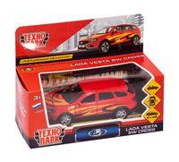 """Модель машины """"Lada Vesta SW Cross Спорт"""" (арт. VESTA-CROSS-S)"""