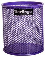 """Подставка для канцелярских принадлежностей """"Berlingo"""" (фиолетовая)"""