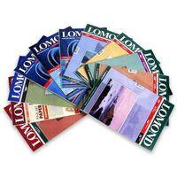 Фотобумага суперглянцевая односторонняя Lomond (20 листов, 270г/м2, формат А6)