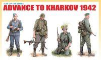 """Набор миниатюр """"Advance to Kharkov 1942"""" (масштаб: 1/35)"""