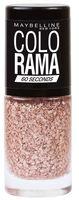"""Лак для ногтей """"Colorama"""" (тон: 450, лепестки розы)"""