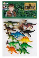 """Набор фигурок """"Динозавры"""" (12 шт.)"""
