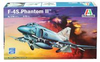 """Сборная модель """"Истребитель F-4S Phantom II"""" (масштаб: 1/72)"""