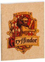 """Блокнот крафт """"Гарри Поттер. Гриффиндор"""" А7 (арт. 870)"""