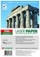 Фотобумага глянцевая двусторонняя Lomond (250 листов; 200 г/м2; А4; для лазерной печати)