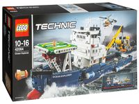 "LEGO Technic ""Исследователь океана"""