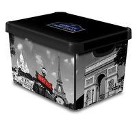 """Коробка для хранения """"Paris"""" (39,5х29,5х25 см)"""